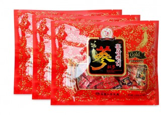 Kẹo sâm Korean red ginseng candy